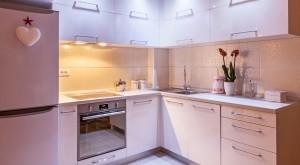 Einbauküche weiß modern