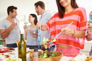 Inspiration durch Küchen von Freunden